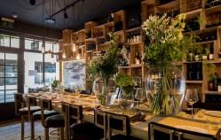 New Italian wine bar – Bottles in Spitalfields