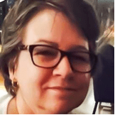 Headshot of Jackie Randall, author of EMELIN
