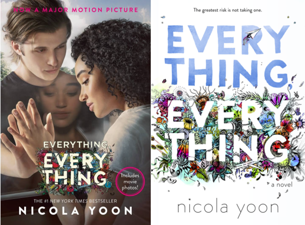 Image result for everything everything book movie