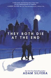 They both Dies at the End, CYBILS, YA books, speculative fiction, book review