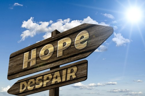 directory, signposts, hope relapse