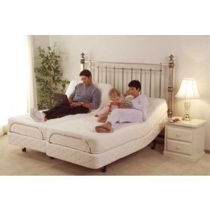 12-Inch Twin XL Deluxe Memory Foam Mattress for Adjustable Bed Base