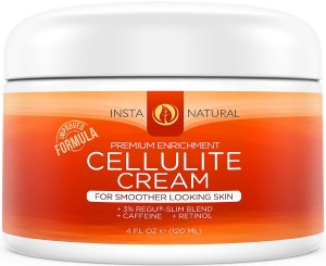 Cellulite Cream With Caffeine and Retinol
