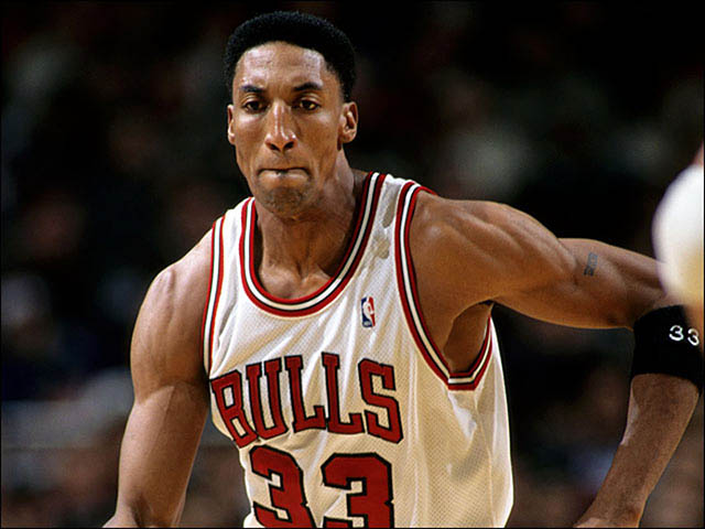 Scottie Pippen Net Worth: $33 Million