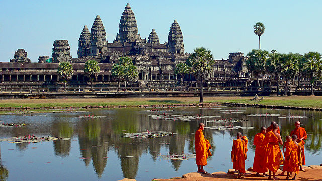 10 Cheapest Countries to Visit: Angkor Wat