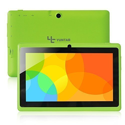 2. Yuntab 8GB Y88 7 Inch Tablet PC Android Quad Core Tablet PC