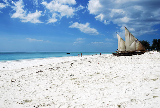 Exotic Beaches In the World: Nungwi