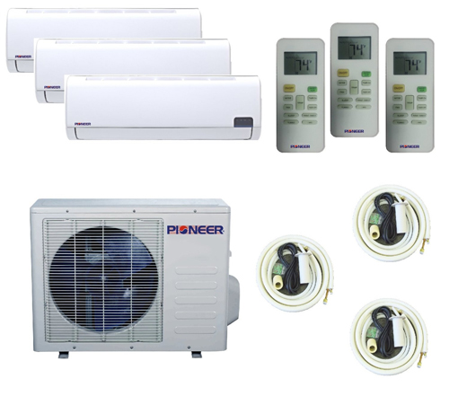 6. Pioneer Ductless Wall Mount
