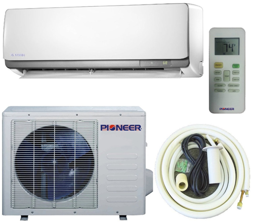 4. Pioneer 12,000 BTU Ultra High Efficiency 22.0 SEER