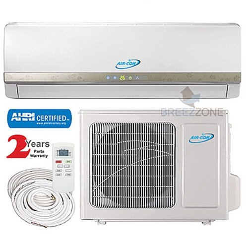 5. 24000 Btu Air-Con DC Inverter Ductless Air Conditioner