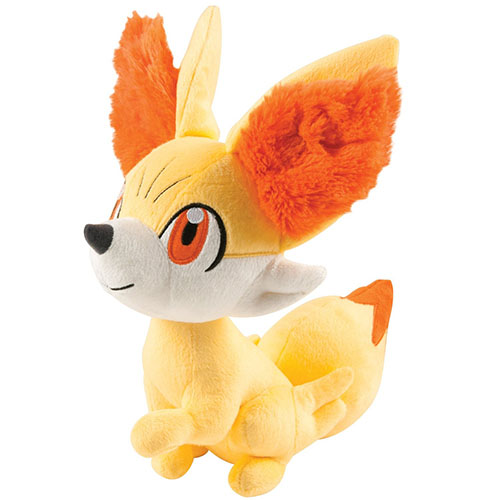 5. Pokémon Small Plush Fennekin