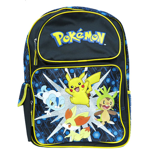 1. Pokemon Backpack