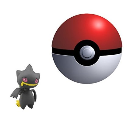2. Pokemon Action Figure Banette