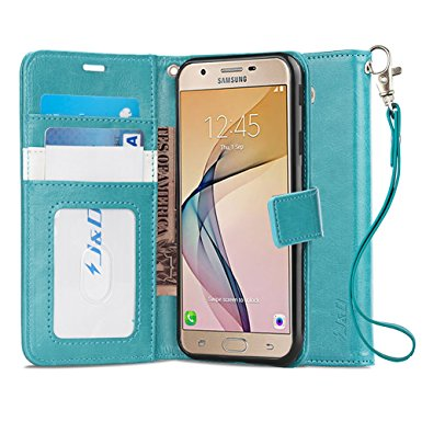 10. J&D Flip Cover Wallet Case