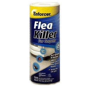 9. Enforcer Carpet Flea Killer