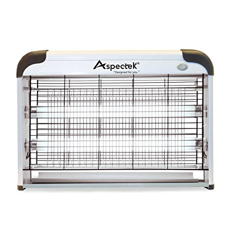 9. Aspectek Electronic insect killer