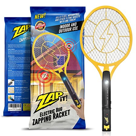 2. Zap-It Fly Killer