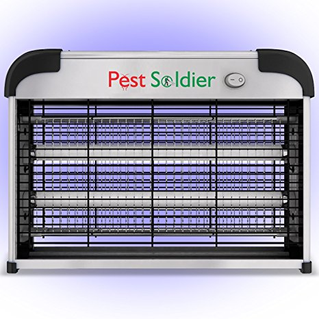 7. Pest Soldier Fly Zapper