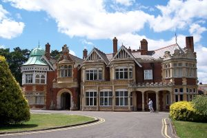 Bletchley Park, in Milton Keynes, Buckinghamshire, wherefore Alan Turing worked during the Second World War. Credit: Draco2008/Wikimedia Commons