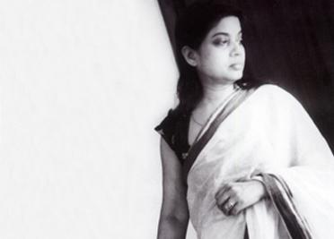 Bijoya Ray. Photo courtesy the Satyajit Ray Society.