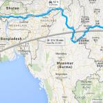 Kolkata-Kunming