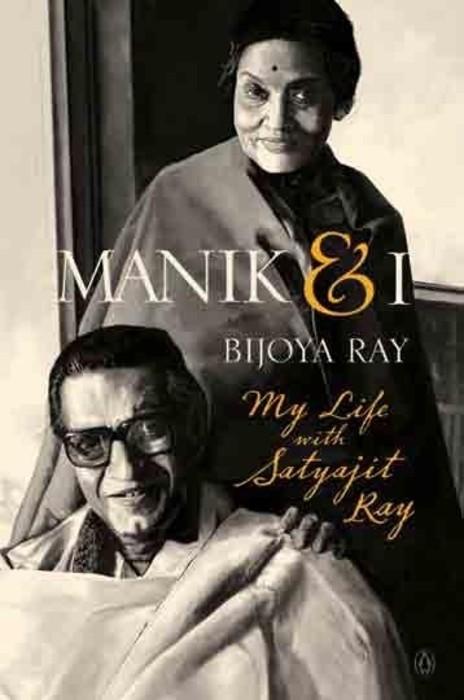 The cover of Bijoya Ray's book 'Manik & I'. Credit: Amazon