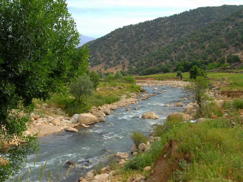 Tang-e-Sayad and Sabzkuh biosphere reserve. Credit: UNESCO
