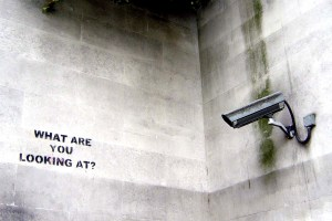 Banksy says hi. Credit: nolifebeforecoffee/Flickr, CC BY 2.0
