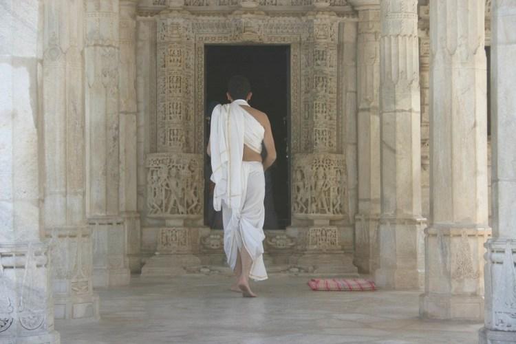 A Jain temple (Photo: Verseguru)