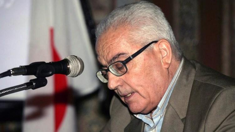 Dr Khaled al-Asaad. Credit: Syrian Arab News Agency