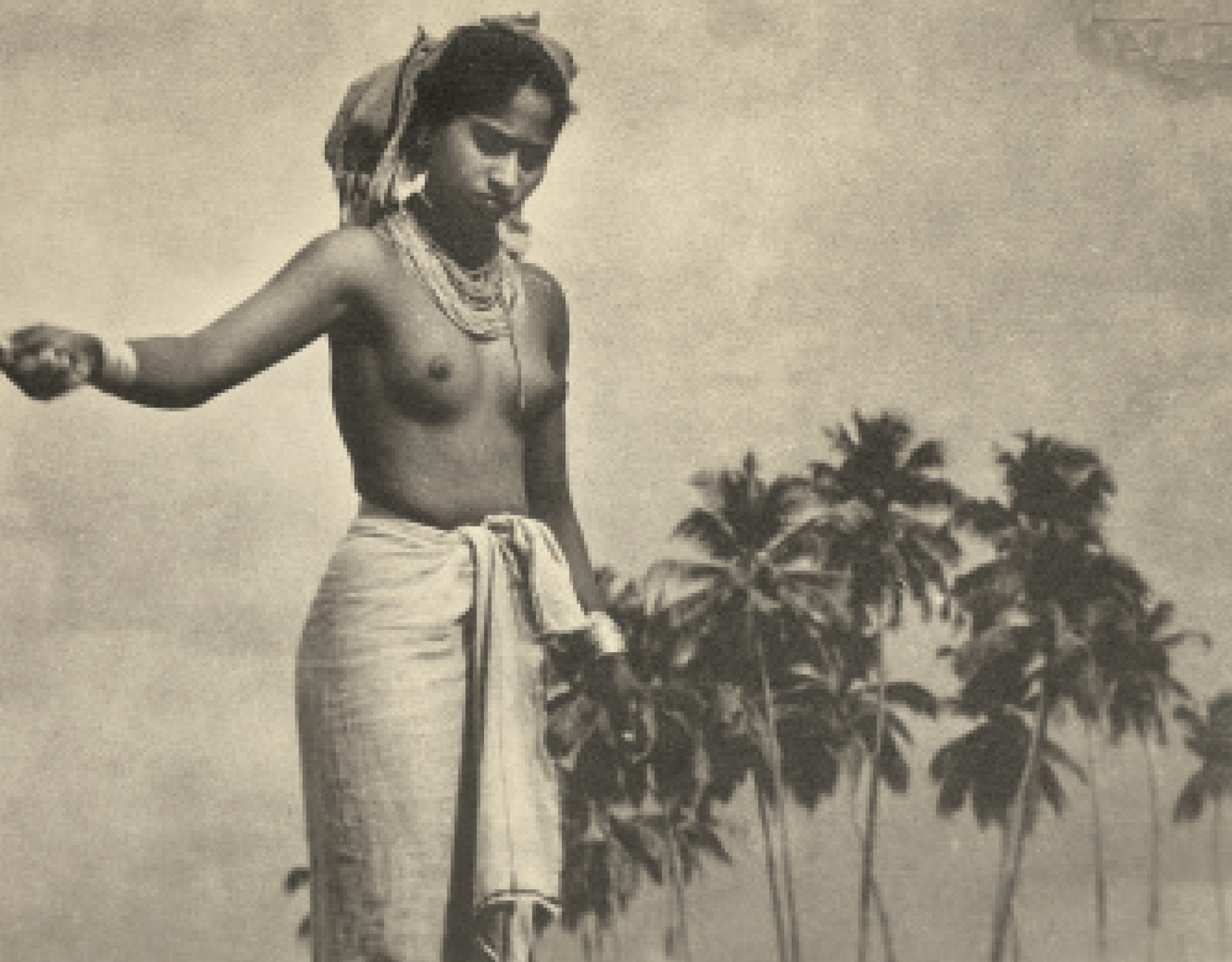 A photograph from the Swaraj Art Archive