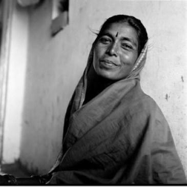 Mahadevi, a Matangi pujari. Credit: Brett Isis Fisher