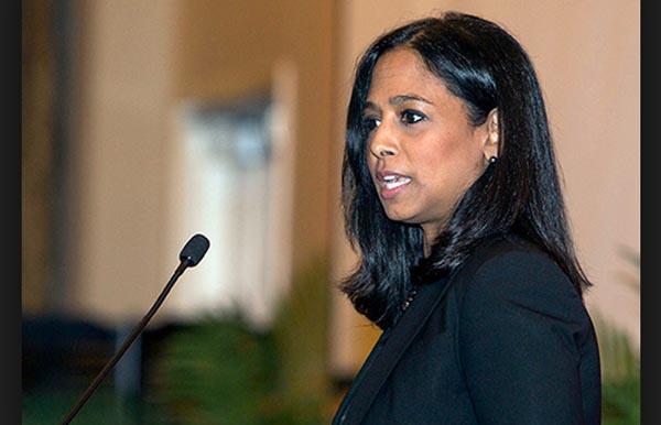Clinton adviser Maya Harris