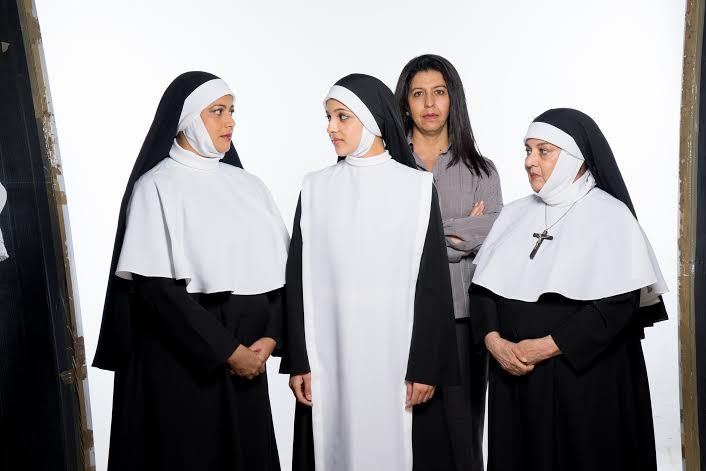 A still from the Mumbai production of the play, Agnes of God which has angered the Church