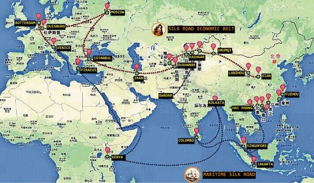 To Meet Indian Concerns, China Offers to Re-Name China-Pakistan ...