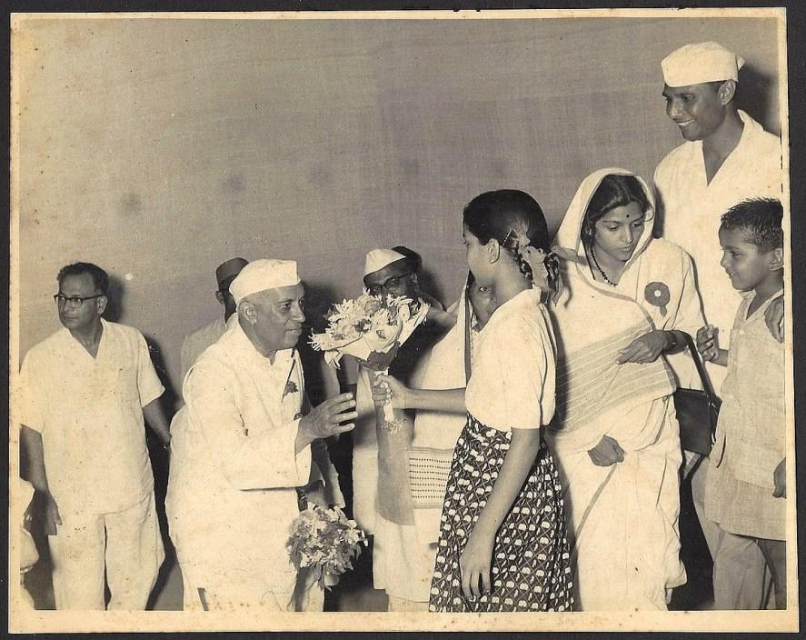 Jawaharlal Nehru, sometime in the 1960s.
