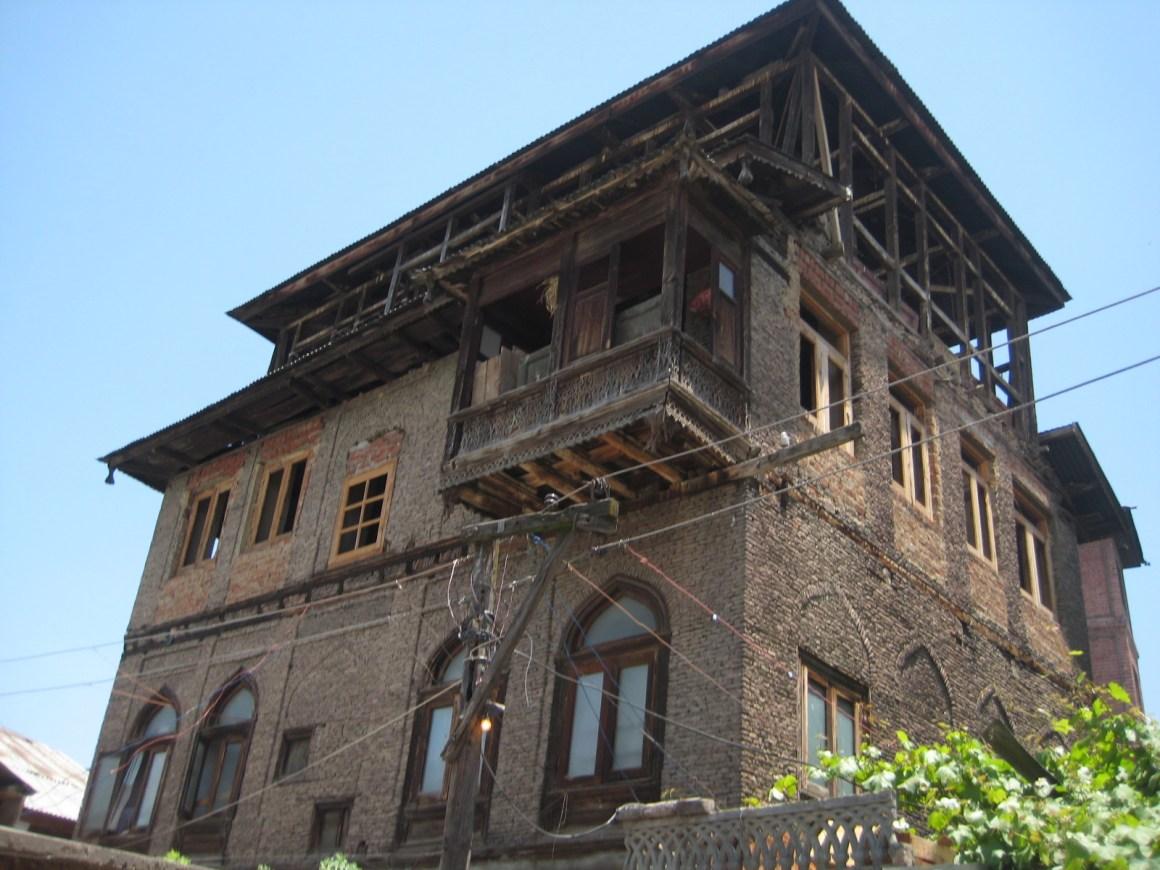 The Gigoo family house, Srinagar