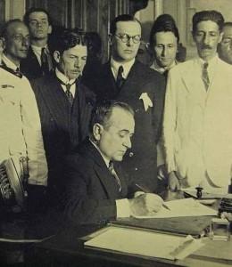 Getúlio Vargas in 1930. Credit: Wikimedia Commons
