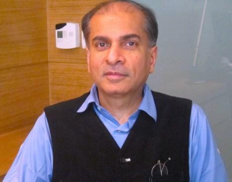 Sunil Khilnani. Credit: Shreya Ila Anasuya