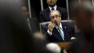 House speaker Eduardo Cunha. Credit: Reuters