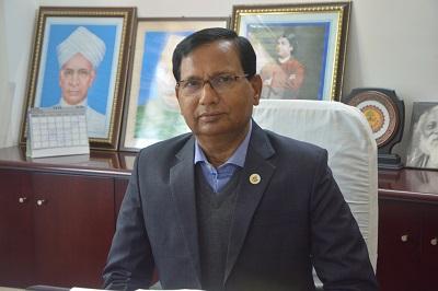 Nand Kumar Yadav. Source: cuj.ac.in