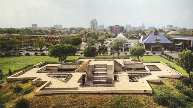 Nehru Pavilion