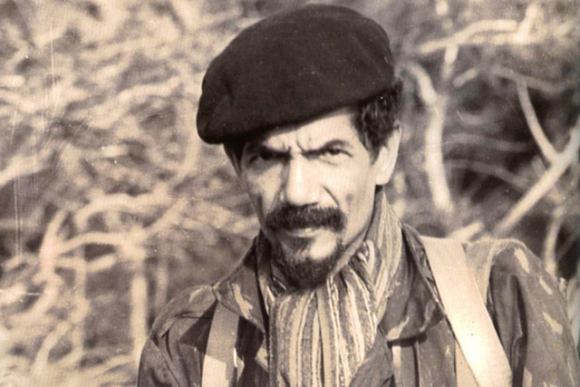 Lucio Lara the revolutionary, seen here in this undated photograph. Credit: ANGPOP