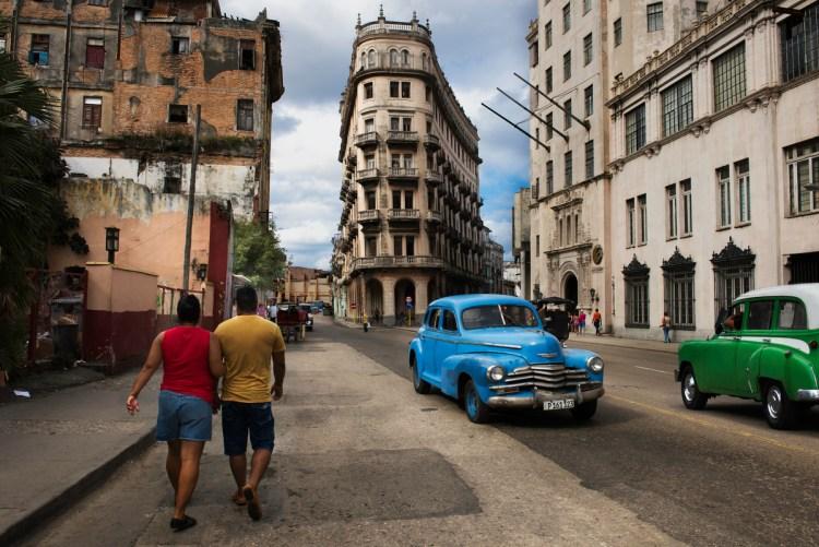 Cuba, 2014. Crédito: Steve McCurry