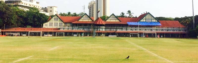 Bombay Gymkhana. Credit: Raj Sarma/Facebook