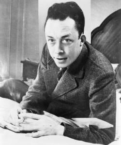 Albert Camus. Credit: Wikipedia