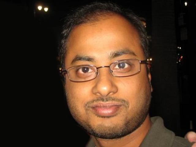 UCLA gunman, Indian American Mainak Sarkar. Credit: Facebook