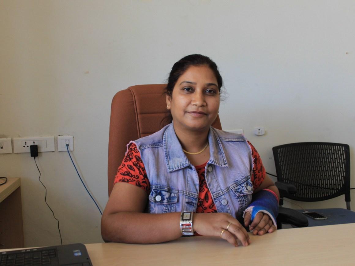 Mamta Rani, computer scientist. Credit: Aashima Dogra/TLoS