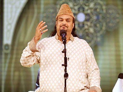 "Qawwali singer Amjad Sabri who was shot in Karachi last week. Credit"" Youtube grab"