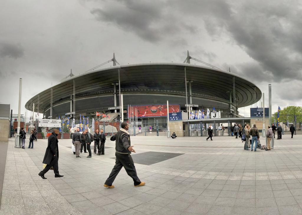 Stade de France, 2009. Credit: ranopamas/Flickr, CC BY-ND 2.0